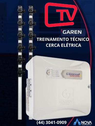 TREINAMENTO TÉCNICO DE CERCA ELETRICA